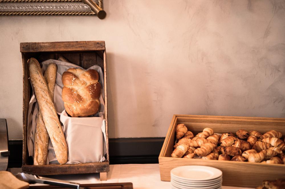 Maison Tatin- petit déjeuner