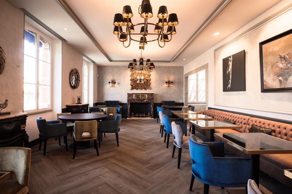 Maison Tatin- restaurant