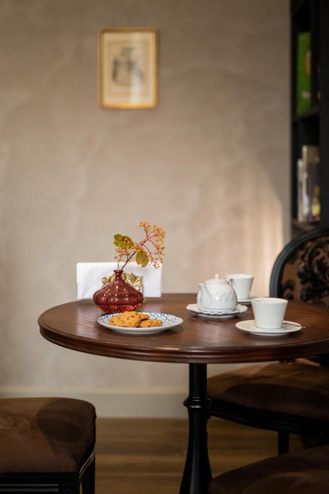 Maison Tatin- salon de thé